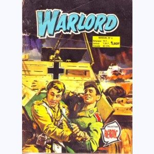 "Warlord : n° 6, Mission ""Destruction"""