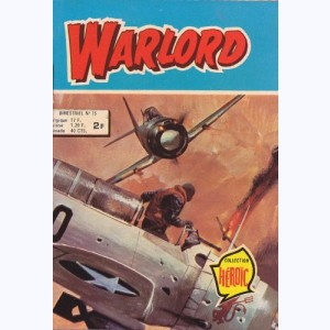 Warlord : n° 15, Mission accomplie
