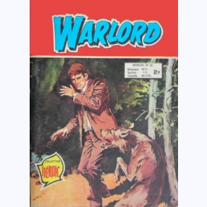 Warlord : n° 22, Le lévrier roux