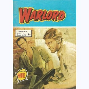 Warlord : n° 27, Bombardiers-robots