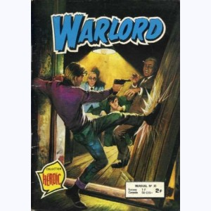 Warlord : n° 30, Détournement d'oeuvres d'art