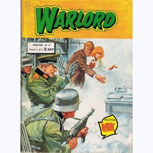 Warlord : n° 41, Corrida pour Peter Flint