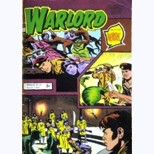 Warlord : n° 44, Rivalités