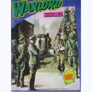 Warlord : n° 45, Centres secrets