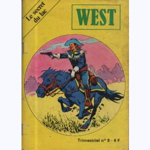 West : n° 9, Buffalo Bill : Le secret du lac