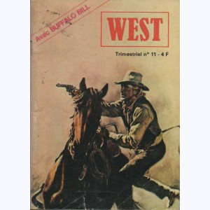West : n° 11, Buffalo Bill : Douloureuse vérité