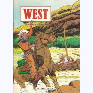 West : n° 15, Buffalo Bill : Accusé de rapt