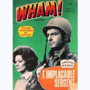 Wham : n° 5, L'implacable sergent