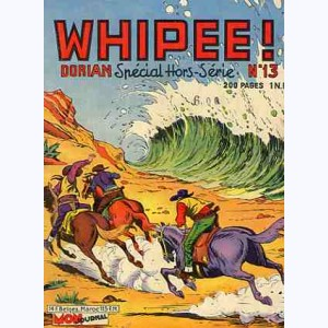 Whipee : n° 13, Jeff TEXAS : Le ranch maudit