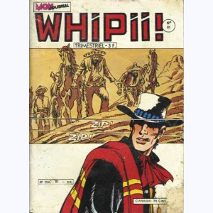 Whipii : n° 81, Stormy JOE : Rendez-vous à Apache Wells