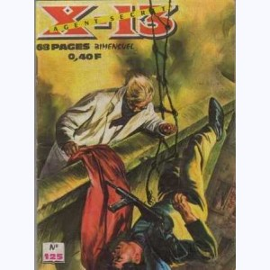 X-13 : n° 125, Forces obscures