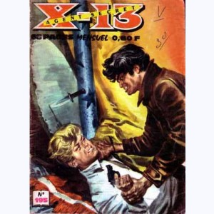 X-13 : n° 195, Chasse à l'homme