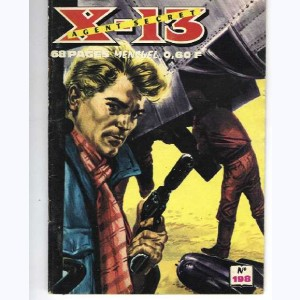 X-13 : n° 198, Le guide