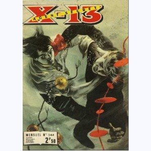 X-13 : n° 344, Agent double