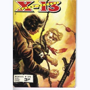X-13 : n° 376, L'agent invisible