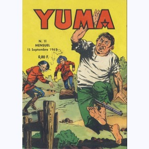 Yuma : n° 11, Le Pt Ranger : Le secret de Ghost Village