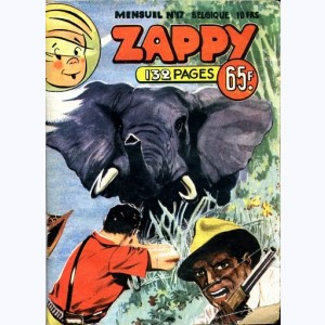 Zappy : n° 17, ZAPPY sort ses parents