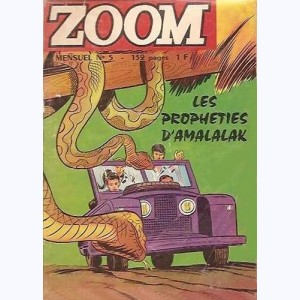 Zoom : n° 5, Les 4 As : Les prophéties d'Amalalak