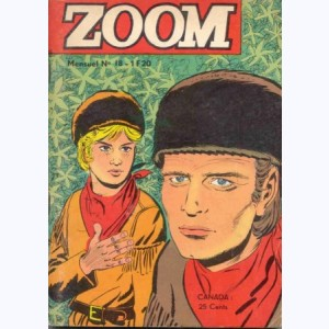 Zoom : n° 18, Davy Crockett : L'attaque de Faucon Rouge