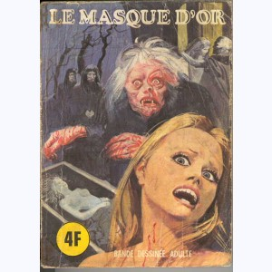EF Série Rouge : n° 2, Le masque d'or
