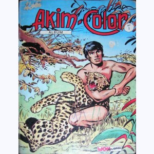 Akim Color (Album) : n° 1, Recueil 1 (01, 02, 03)
