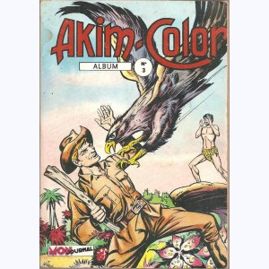 Akim Color (Album) : n° 3, Recueil 3 (07, 08, 09)