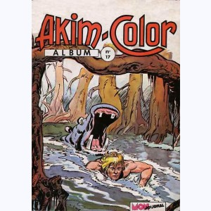 Akim Color (Album) : n° 17, Recueil 17 (49, 50, 51)