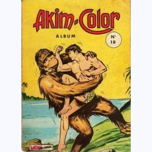Akim Color (Album) : n° 18, Recueil 18 (52, 53, 54)