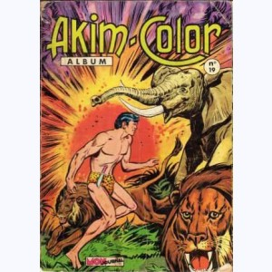 Akim Color (Album) : n° 19, Recueil 19 (55, 56, 57)