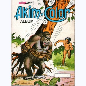 Akim Color (Album) : n° 26, Recueil 26 (76, 77, 78)