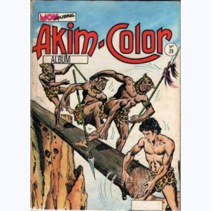 Akim Color (Album) : n° 29, Recueil 29 (85, 86, 87)