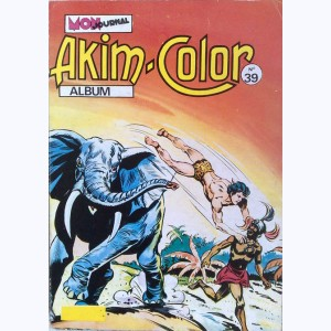 Akim Color (Album) : n° 39, Recueil 39 (115, 116, 117)