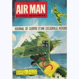 Air Man : n° 2, La guerre continue