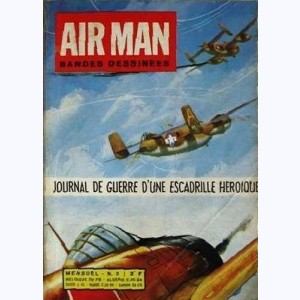 Air Man : n° 3, Mission spéciale