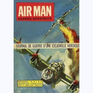 Air Man : n° 4, Action suicide