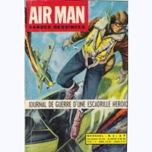 Air Man : n° 5, Joe Missouri : La cité ensevelie
