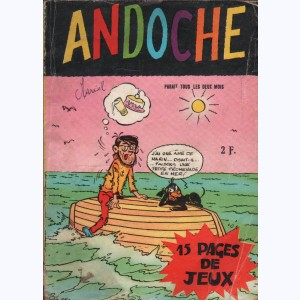 Andoche : n° 3, Chers auditeurs...