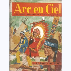 Arc en Ciel : n° 3, Les diamants du Rio Negro