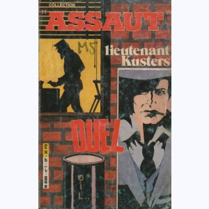 Collection Assaut : n° 1, Lieutenant Kusters - Duel