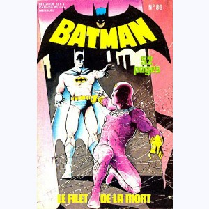 Batman et Robin : n° 86, Le filet de la mort