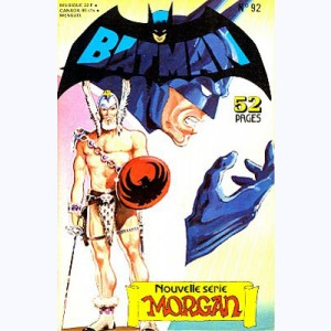 Batman et Robin : n° 92, Les origines du Dr. Phosphorus