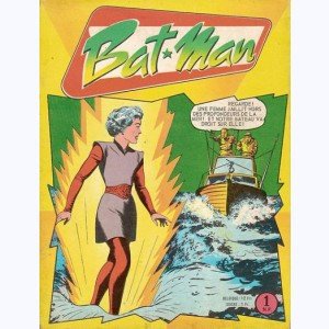 Bat Man (Album) : n° 575, Recueil 575 (07, 08, Aventures Fiction 28)