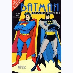 Batman Magazine : n° 19, Super-amis