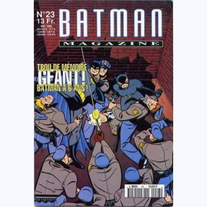 Batman Magazine : n° 23