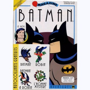 Batman Magazine : n° 32
