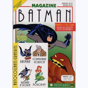 Batman Magazine : n° 37