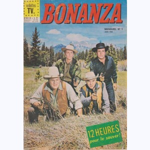 Bonanza : n° 1, Virginia-Town, la cité de l'or