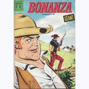 Bonanza : n° 34, Géant : Mais un cheval survint...