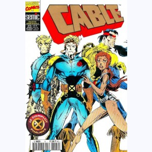Cable : n° 9, Le complot Phalanx