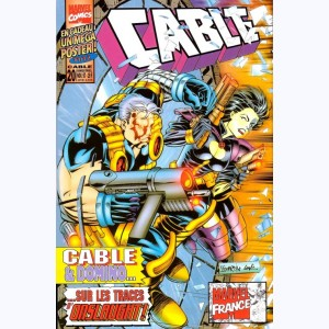 Cable : n° 20, Cable et Domino sur les traces d'Onslaught !